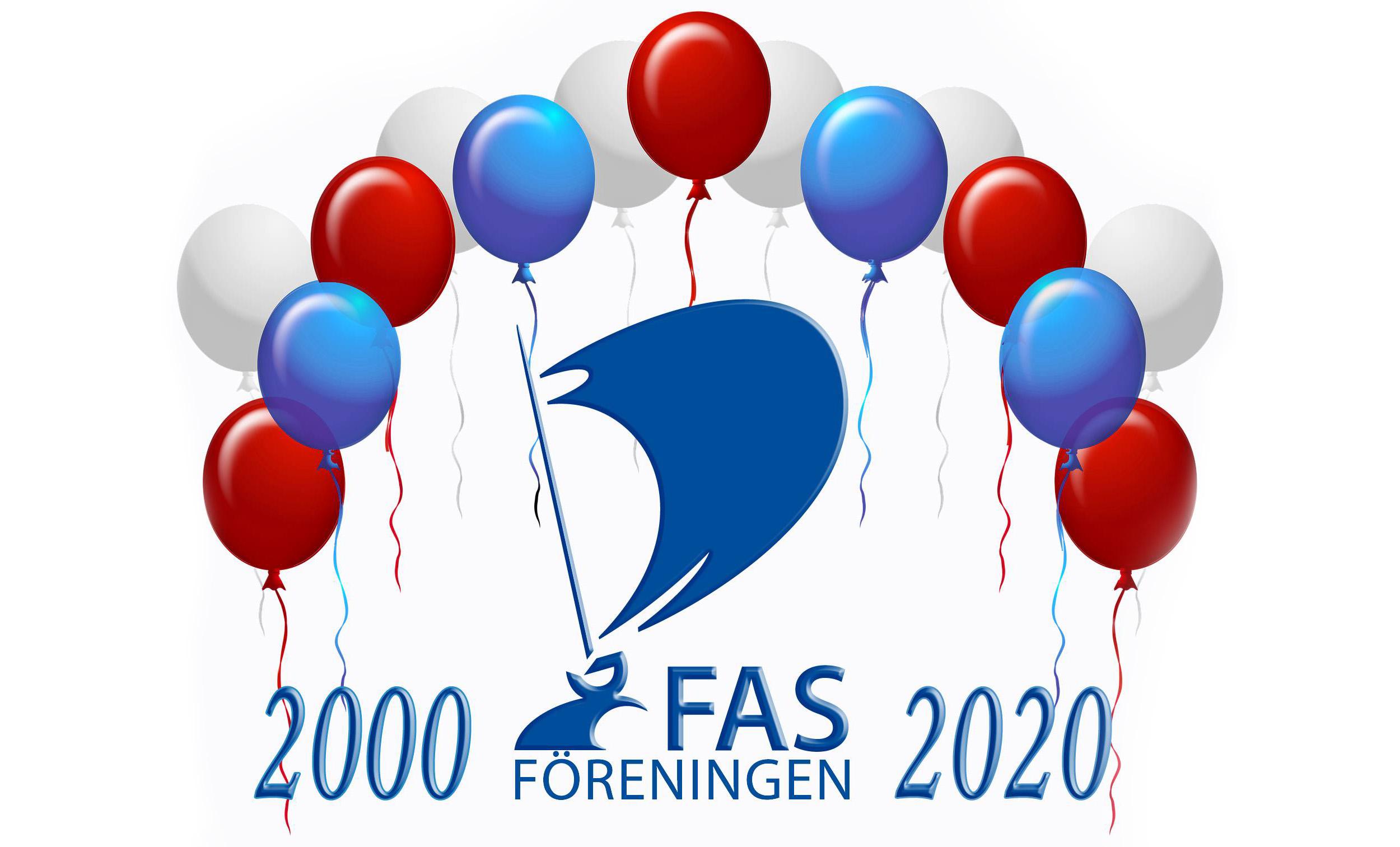 Från köksbordet till Europa – FAS-föreningen 20 år!